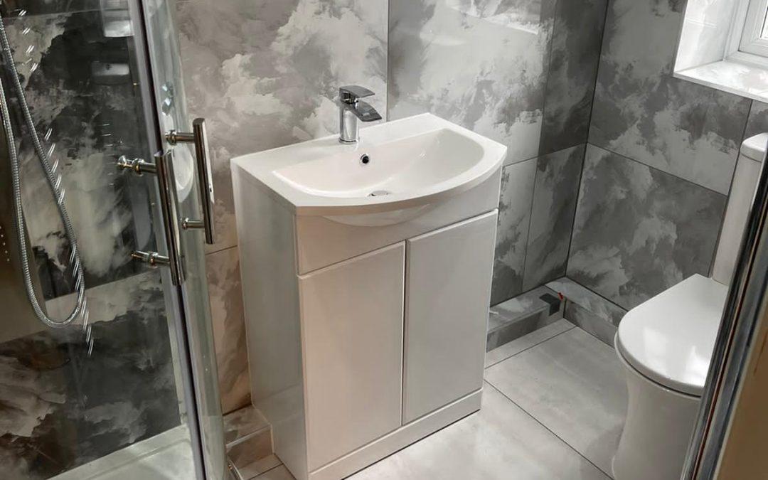 Loft Bathroom Fit